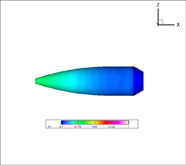 Bullet CFD Analysis Images