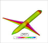 MD80 CFD Analysis Images